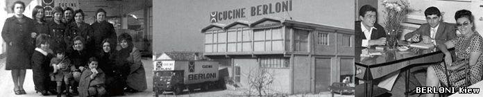 Итальянские кухни в киеве BERLONI